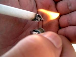 cig fire